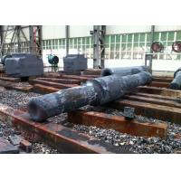 China Mining Industrial ASTM Open Die Forging Drive Shaft And Transmission Shaft on sale