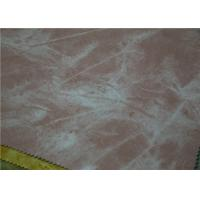 Wholesale Waterborne Printed PU Leather No Fading Anti - Mildew For Ladies Garment from china suppliers