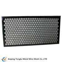 Wholesale Steel Frame Shakers Screen From 20 to 250 mesh for Shale Shakers from china suppliers