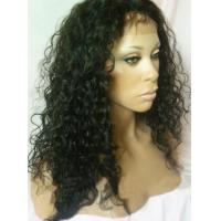Wholesale 100% european virgin hair lace wig from china suppliers