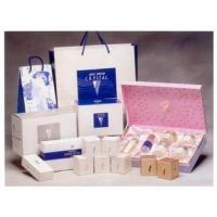 Wholesale Custom	Printed Cosmetic Paper Box , Luxury Beauty Product Packaging Box from china suppliers
