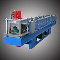 Wholesale 4-5m/min Roof Ridge Cap Roll Forming Machine Fully Automatic Control from china suppliers