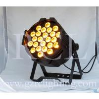 Wholesale KTV DISCO led par light 24x15W RGBWA 5IN1 Indoor Par lighting from china suppliers