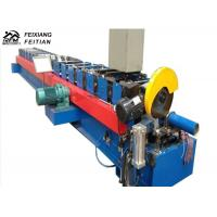 Wholesale Adjustable Downspout Roll Forming Machine 15m/Min Speed For Building Material from china suppliers