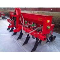 Wholesale 2BYQFH-4 4-rows pneumatic corn seeder Vacuum corn/soybean planter corn seed planting machi from china suppliers