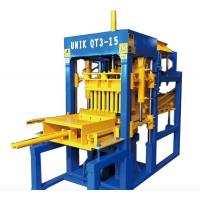 Wholesale Hot selling QT3-15 Concrete Block Making Machine with low price from china suppliers