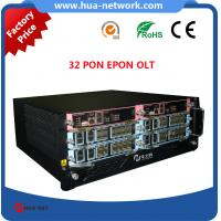 32 PON EPON OLT /32 PON OLT EPON/32 GEPON OLT/32 EPON Port OLT/Compatible with many ONUs