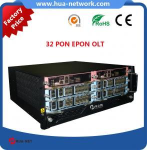 Buy cheap 32 PON EPON OLT /32 PON OLT EPON/32 GEPON OLT/32 EPON Port OLT/Compatible with many ONUs from Wholesalers