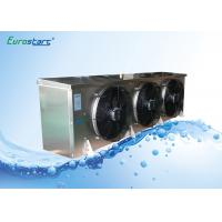Buy cheap SS Casing Air Cooling Low Temperature Evaporator For Fruits / Vegetables from wholesalers