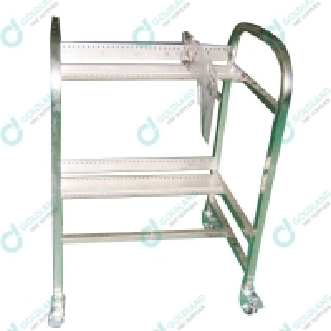 Wholesale Samsung CP Feeder Storage Cart SMT Feeder Carts from china suppliers