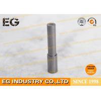 Smelting Solid Graphite Rod Electrodes Crucible Fine Grain Fixed - Inlay