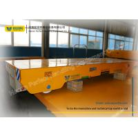 Wholesale Precision Tubes Rail Transfer Cart / Material Handling Trolley Four Wheels from china suppliers