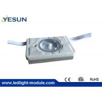 China Led Modules For Signage Light Box , Backlight 3w Cree Led Sign Lighting Modules on sale