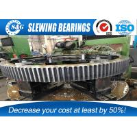 Buy cheap Hitachi ZX330 ZX350-5 ZX450H Excavator Slewing Bearing / Rotation Supporting from wholesalers
