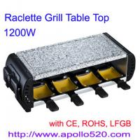 Wholesale Raclette Grill Table Top from china suppliers