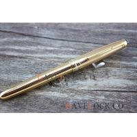 China Top Quality Classic  Montblanc Meisterstuck Gold Fountain Pen For Sale on sale