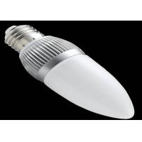Wholesale 3W With 3Pcs Gu10 E27 Brightest Hiph power LED Bulb CMB-3W-002 With 50, 000 Hours Life from china suppliers