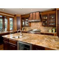 Wholesale Italian Grey Color Natural Granite Countertops Polished Honed Surface from china suppliers