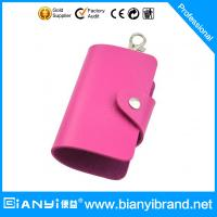 Wholesale Manufacturers in china HOT 2015 the new Fashion Key cases cheap Candy colored Keychain bag from china suppliers