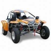 Quality Go Kart with Forward and Reverse Gear Transmission, 88kph/55mph Maximum Speed for sale