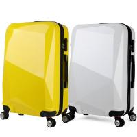 China Travel ABS Trolley Luggage Suitcases Lightweight On Wheels Customized Hard Case on sale