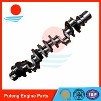 crankshaft suppliers in China, 6WG1 crankshaft for Hitachi excavator ZAX450-3 ZAX470