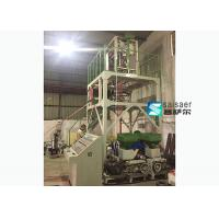 Wholesale PVC  Three Layer  Plastic Film Blowing Machine Extrusion Blowing Machine from china suppliers