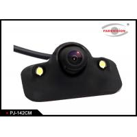 Dual LED Lights Car Rear View Camera Anti - Water With Vertically Adjustable Lens