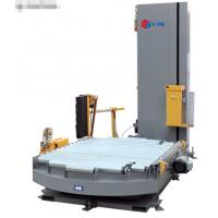 Wholesale 0.75kw Turntable Wrapping Machine , Durable Turntable Stretch Wrapping Machines from china suppliers
