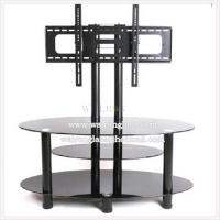 Wholesale Modern Curved Glass TV Stand, TV Cabinet from china suppliers