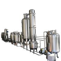 Wholesale UL listed Stainless steel CBD extraction system line of cannabis for industry Marijana from china suppliers