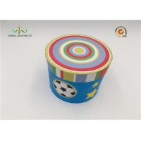 Buy cheap Color Paper Small Packaging Tubes Box , Round Tube Packaging With Logo Stock from wholesalers