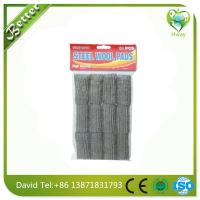 Buy cheap hot steel wool roll kitchen products from Wholesalers