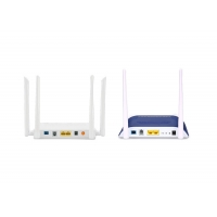 Wholesale Universal XPON 1GE 1FE WIFI POTS FTTH ONU 802.11n 2T2R 300Mbps Support EPON And GPON from china suppliers