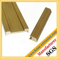 copper extrusion bar section for electrical products