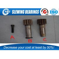 Wholesale Standard And Non - Standard Worm Gear Shaft  For Labeling Machine from china suppliers