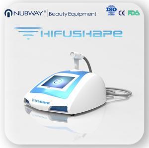 NUBWAY HIFUSHAPE High Intensive ultrasonic machine for body slimming
