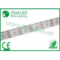 Wholesale Colored 5050 LED Strips For Cars / Adhesive Bendable LED Strip CLK Pin from china suppliers