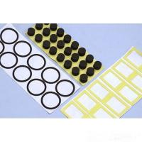 Quality EVA Strong Glue Die Cutted Plastic Adhesive Labels in Shockproof for sale