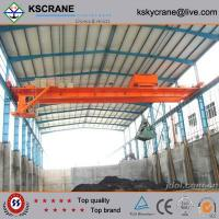 Top Quality Grab Crane, Overhead Traveling Crane With Bucket