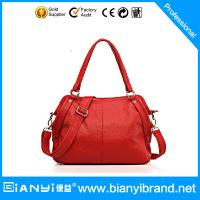 Buy cheap 2015 women genuine leather tote bag / leather lady hand bag from wholesalers
