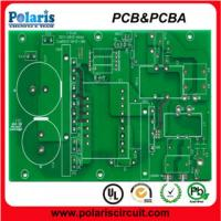 Double Layer Circuit Board with FR4 94v0 Rohs