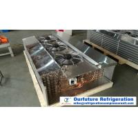 China Twin Air Blowing On Opposite Direction Unit Cooler Evaporator For Supermarket on sale