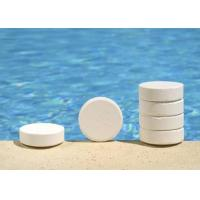Wholesale 90 Pure TCCA 90 Chemical , Swimming Pool Disinfection ChemicalsCAS 87 90 1 from china suppliers