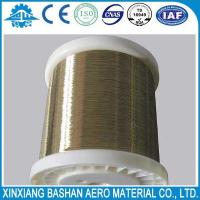 Wholesale High Quality  0.25mm EDM Brass Wire for EDM Wire Cut Machine with low price by bashan from china suppliers