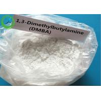 Wholesale 98% Bodybuilding Supplements DMBA , Fat Loss Steroids Powder 1,3-Dimethylbutylamine from china suppliers