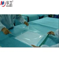 Wholesale Disposable Surgical PU film dressing/Surgical Incise drape 15*35cm from china suppliers