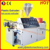 Wholesale Twin Screw Extruder from china suppliers