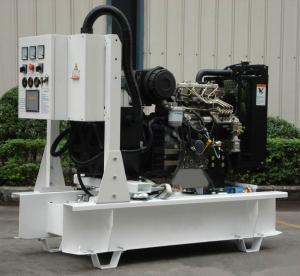 Wholesale 50Hz Water Cooled Perkins Diesel Generator 50 kva , Stamford Alternator Generator from china suppliers