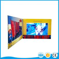 Buy cheap Chinese Homemade Lcd Video Brochure / Video Greeting Card For Teacher ' S Day from Wholesalers